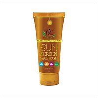 TBC By Nature Sunscreen Face Wash With SPF,100Ml