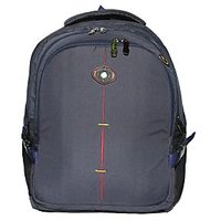 Comfort FS 14 Inch Navy Blue Laptop Backpack Bags For Mens And Women EL337
