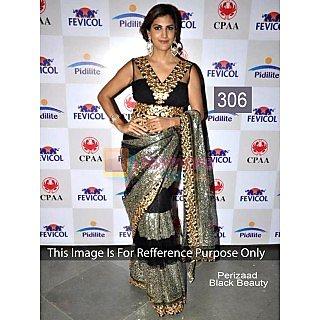 Moni Fashion In Vogue Designer Party Wear Embroided Saree