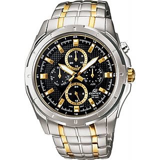 Casio Edifice Multi DialsEf-328Sg-1Avdf (Ed377) Men's Personalized Watch