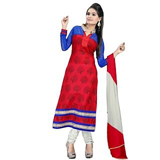 Best New Collection In New Red Salwar Suit