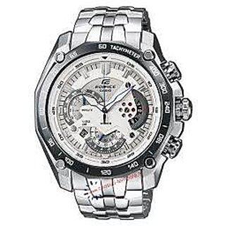 Casio Edifice 550 White Redbull Edition Watch For Men