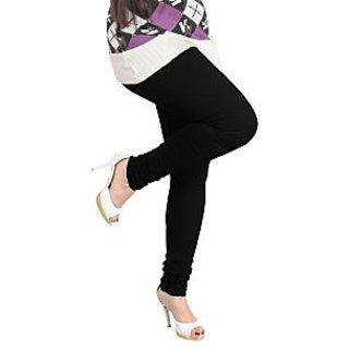 New Trend Black Lycra Legging