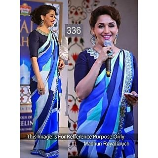 Madhuri Royal Touch Awesome Designer Printed Saree