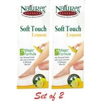 NATURES ESSENCE SOFT TOUCH DIAMOND HAIR REMOVAL CREAM (Set Of 2)