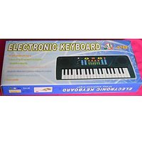 Electronic Piano / Keyboard For Kids 37 Key Electronic Organ With Mic