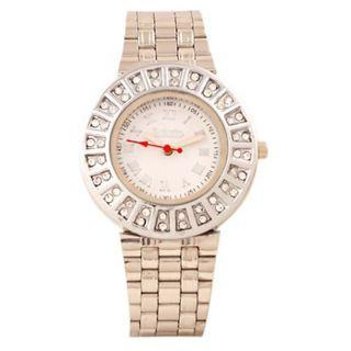 Fidato Analog Silver Stainless Steel Watch - Women