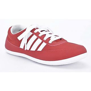 Bahulla Men's Red Casual Shoes(ystar-red)