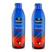 Parachute Advansed Ayurvedic Hair Oil (190ml) (pack Of 2)