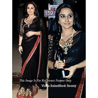 Vidhya Balan Black Beauty Boliwood Replica