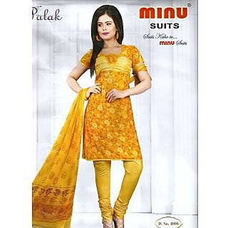 COTTON LADIES WEAR  By MINU SUITS
