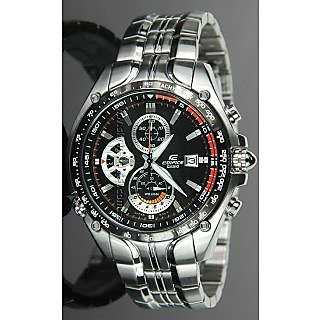 Casio Edifice EF-543 D-1A Casio Edifice Mens Tachymeter Chronograph Watch