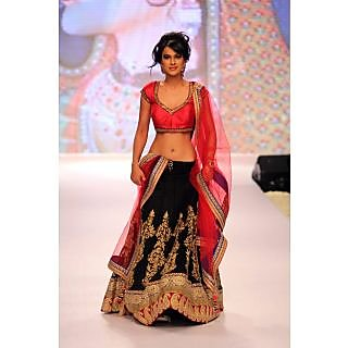 Bollywood Style Georgette Lehenga With Resham Work