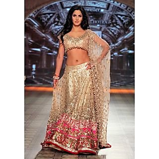 Katrina Kaif Bollywood Replica Lehenga
