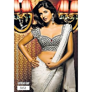 Katrina Kaif Bollywood Replica Saree