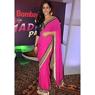Vidya Balan Bollywood Replica Saree