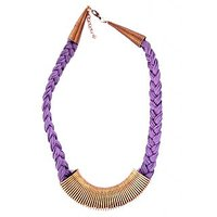 Rajat Fashion Metal Thread Necklace