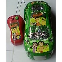 CHHOTA BHEEM R/C RADIO CONTROL CAR (WITH LIGHT AND MUSIC)