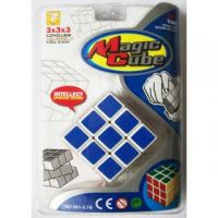 CUBE MAGIC RUBIKS CUBE 3 X 3 X 3 ACTIVITY PUZZLE THREE LAYER EXCELENT QUALITY