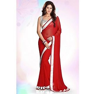 Designer Bollywood Indian Traditional Partywear Saree - 75143804