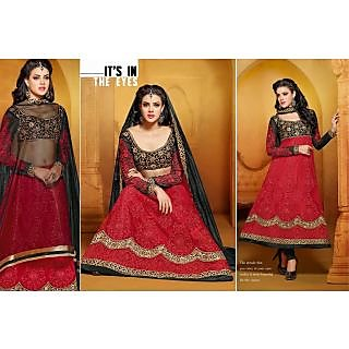 Net Red Two In One Lehenga Suit