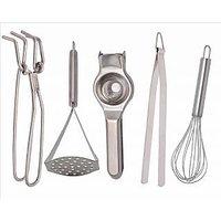 Kitchen Tools/Utilities Set Of 5