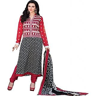 Gaargee Fashions Multi-Color Pakistani Dress Material