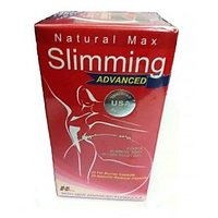 Natural Max Slimming Advanced Red, 50 Capsules