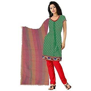 Cotton Silk Dress Material-8