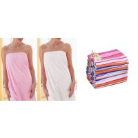 Combo Pack Of Plain 2 Bath Towel & 4 Hand Towel