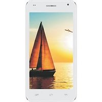 "Rage 45QX Smart Phone Dual SIM  Android With 4.5"" Screen-White"