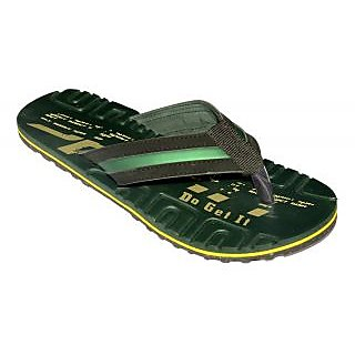 Altek Green Light Weight Flip Flops (altek_fl_gogetit_green)