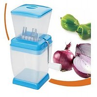 Onion And Vegetable Manual Cutter Chopper
