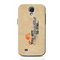 Beautiful To Me Phone Case For Samsung Galaxy S4