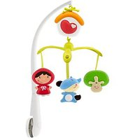 Little Red Riding Hood Cot Mobile
