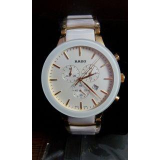 Rado Black & Golden Men's Watch Imported
