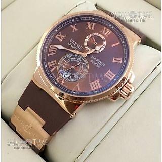 Buy Ulysse Nardin Le Locle Suisse Swiss Mens Watch - 75283672