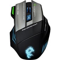 Dragon War ELE-G9 Thor Bluetrack Gaming Mouse With Marco Function