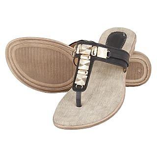 Niremo Women's Edwy Candy Fashion Black Faux Leather Sandals - 75467218