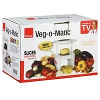 Veg-O-Matic | Vegetable Chopper | As Seen On TV