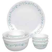 Corelle Essential Series Country Cottage 14 Pcs Dinner Set