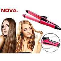 Nova-2-in-1-Hair-Beauty-Set-Professional-Hair-Curler-Hair-Straightener
