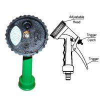 Dolphy Manual  Plastic Trigger  Multifunction Car Wash Water Gun Spray Gun