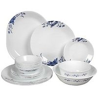 Corelle India Impressions Royal 21 Pcs Dinner Set