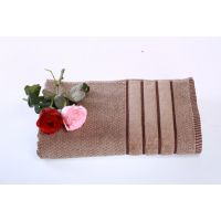 Cotton Bath Towel (Beige)