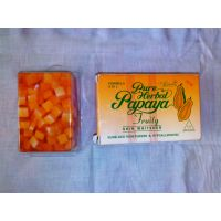 PURE HERBAL PAPAYA FRUITY SOAP 4 IN 1 SKIN WHITENING SOAP