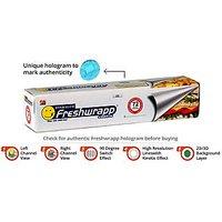 Freshwrapp Heavy Duty Aluminium Foil - 72meter Roll