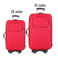 Caris Double Shell Set Of 2 Strolley Bag