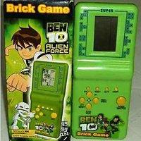 Ben10 Brick Game For Children