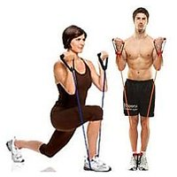 Premium Heavy Duty Resistance Band For A Full Body Workout